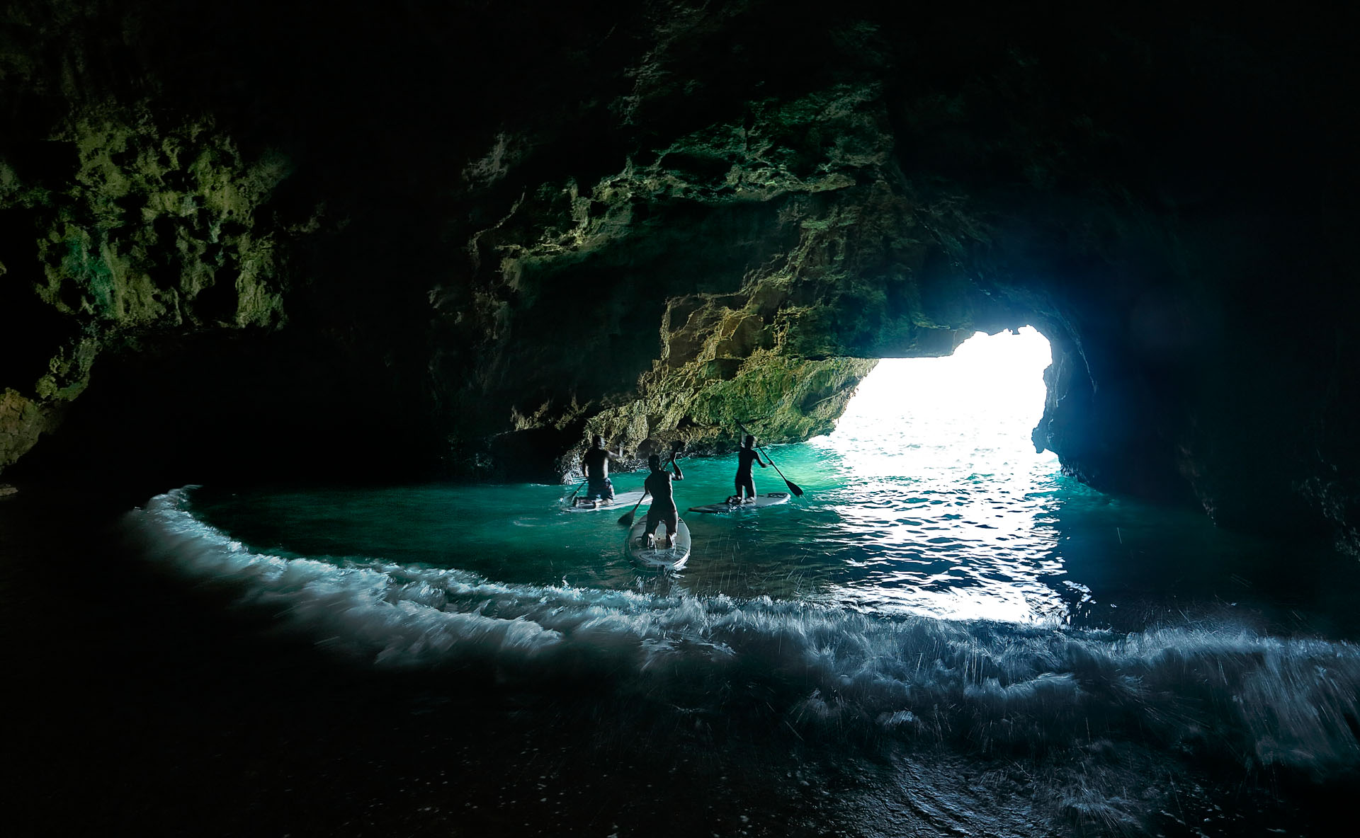 Cova del Llop Marí, costa del Coll de Balaguer.  Muntanyes de Vandellòs.  Hospitalet de l'Infant - Vandellòs, Baix Camp, Tarragona