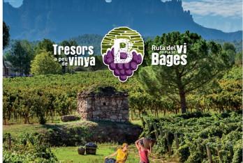 Posada al mercat del producte turístic de la ruta del vi de de la DO Pla de Bages