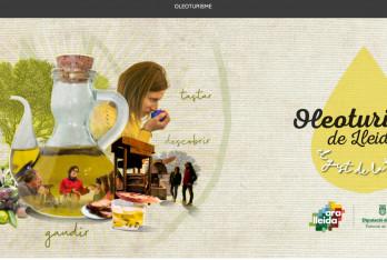 Creació de l'oferta de producte turístic d'oleoturisme per Ara Lleida