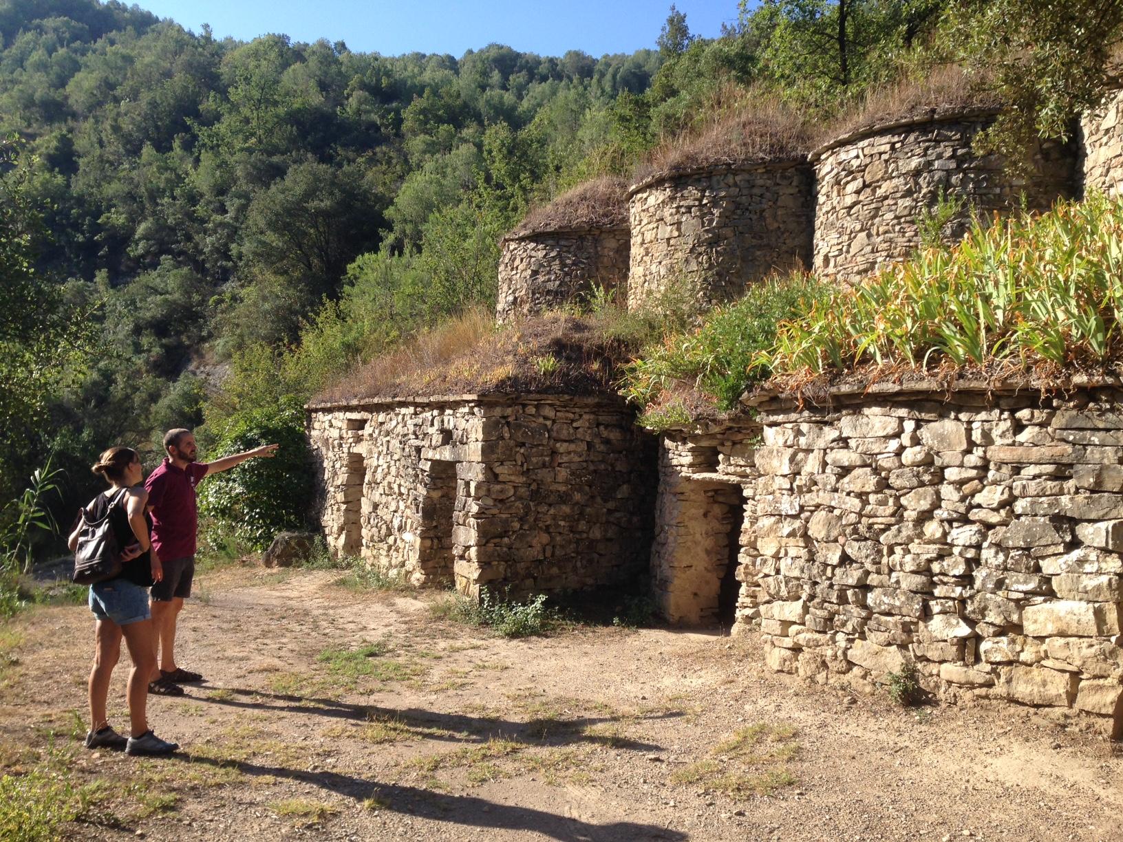 Plantejament estratègic de la ruta de les tines de la Vall de Montcau i la creació de producte turístic al seu entorn