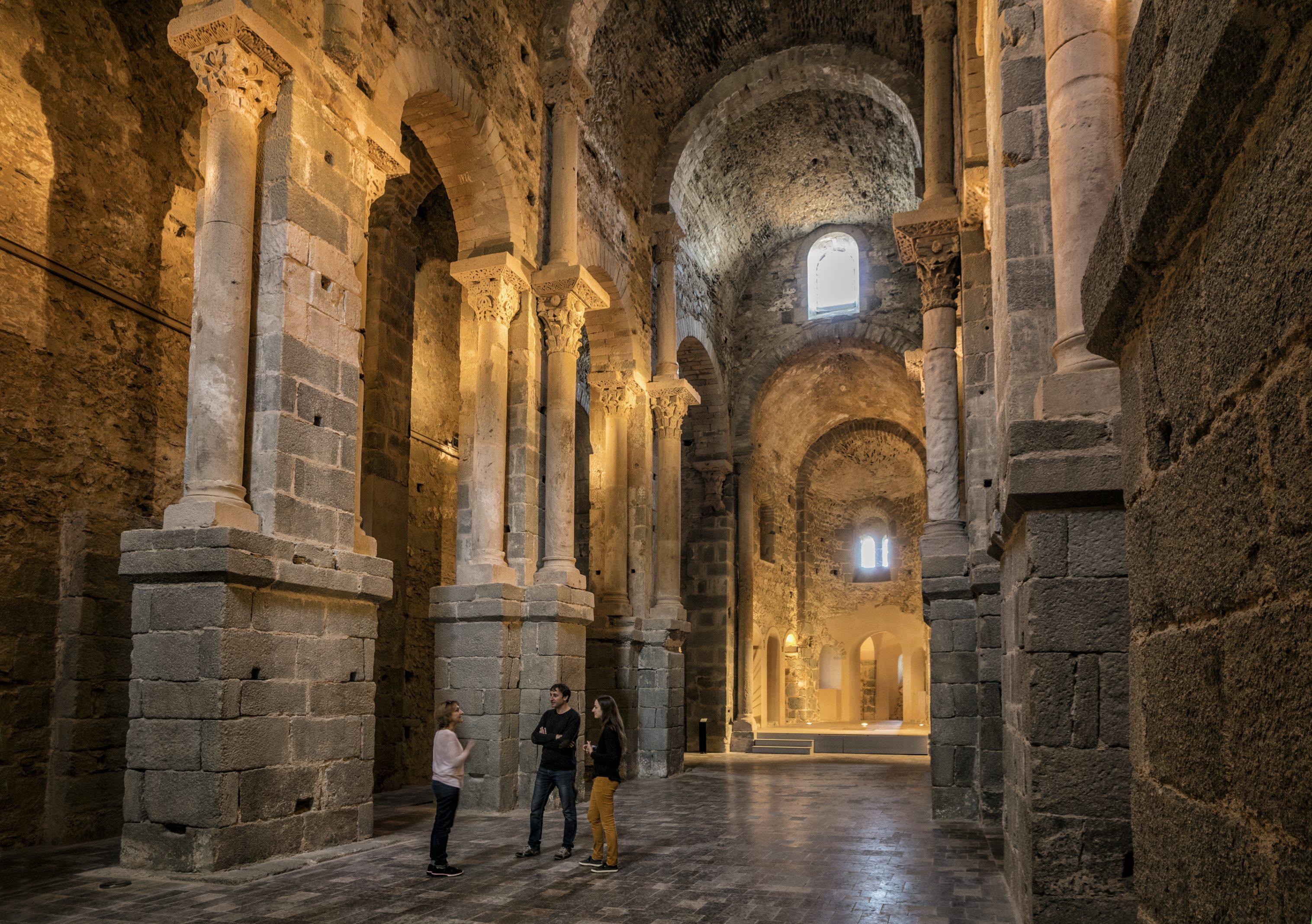 Pla de comercialització de producte turístic de les destinacions de Romànic