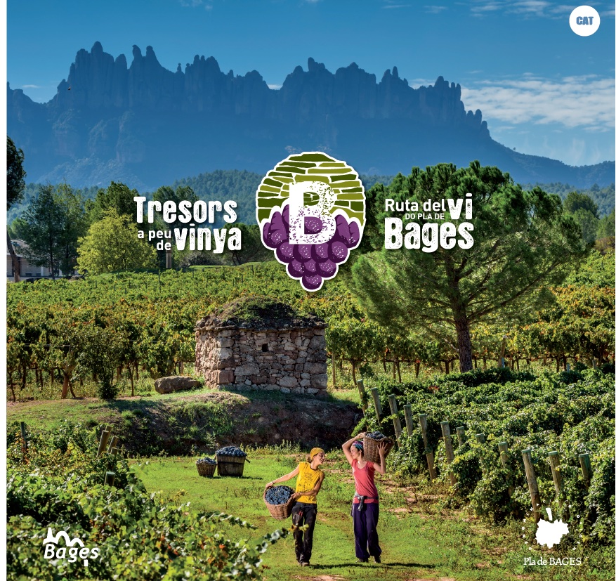 Ruta del vi Pla de Bages - Tourislab_ nou producte turístic